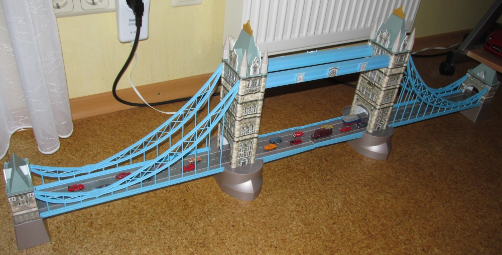 1. Foto Ravensburger Tower Bridge