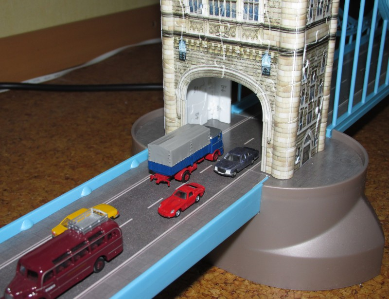 3. Foto Ravensburger Tower Bridge